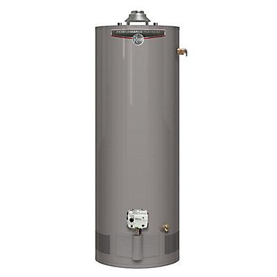 Rheem Rheem Performance Platinum 60 Gallon Gas Water Heater with 12 ...
