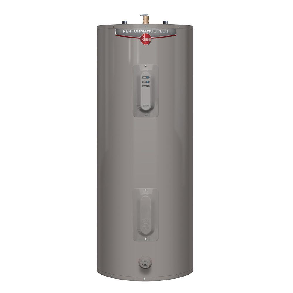 Chauffe-eau électrique de la gamme Performance Plus de Rheem de 40 Gallons avec 9 ans de garantie...