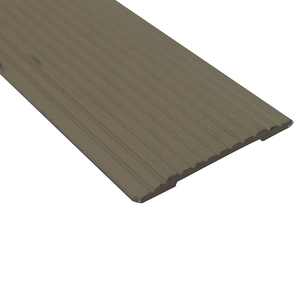 M-D Building Products Cinch Seam Cover - 1 inch X 36 inch - Beige
