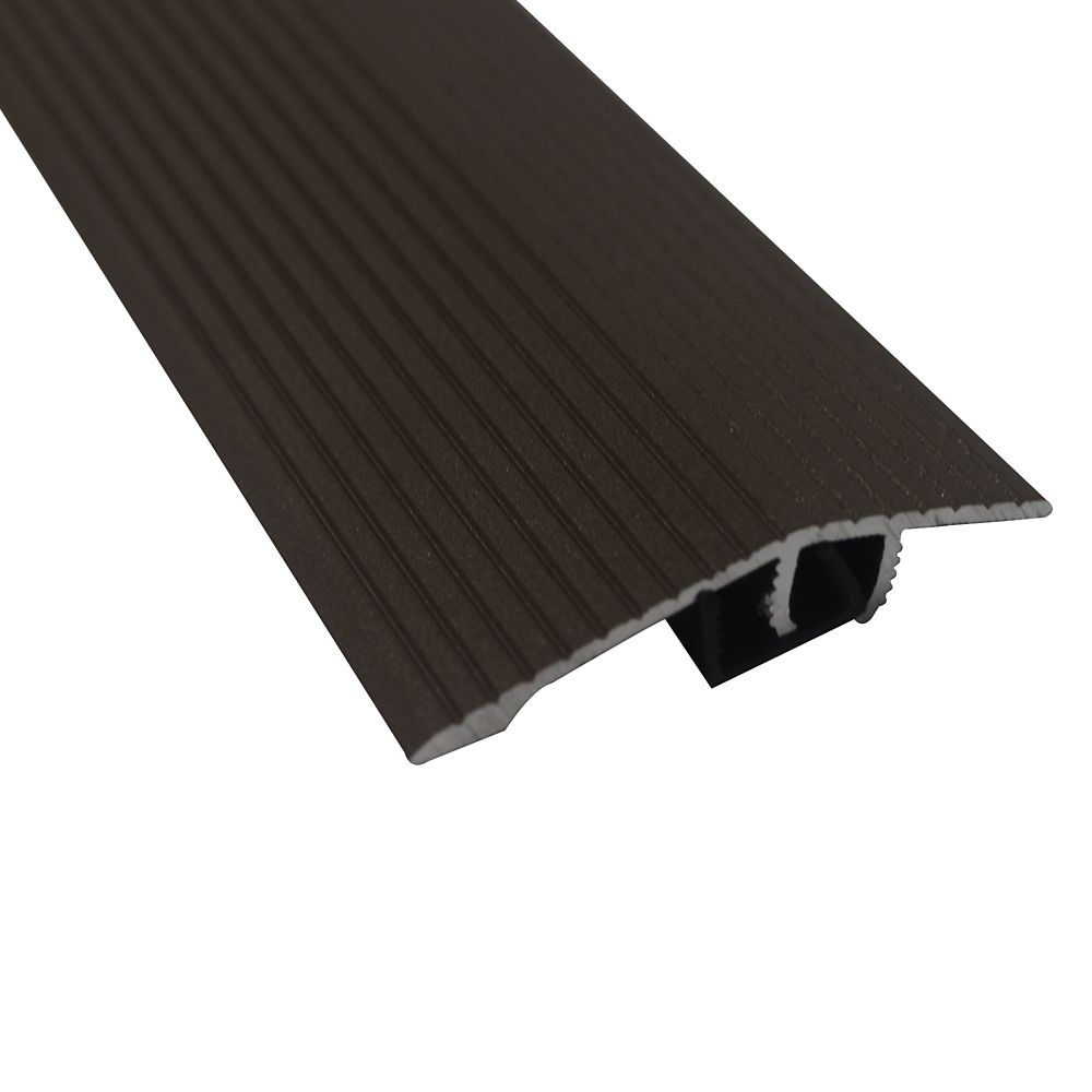 M-D Building Products Cinch Reducer with SnapTrack 36-inch Spice
