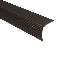 Cinch Stair Edging36 Inch Satin Nickel
