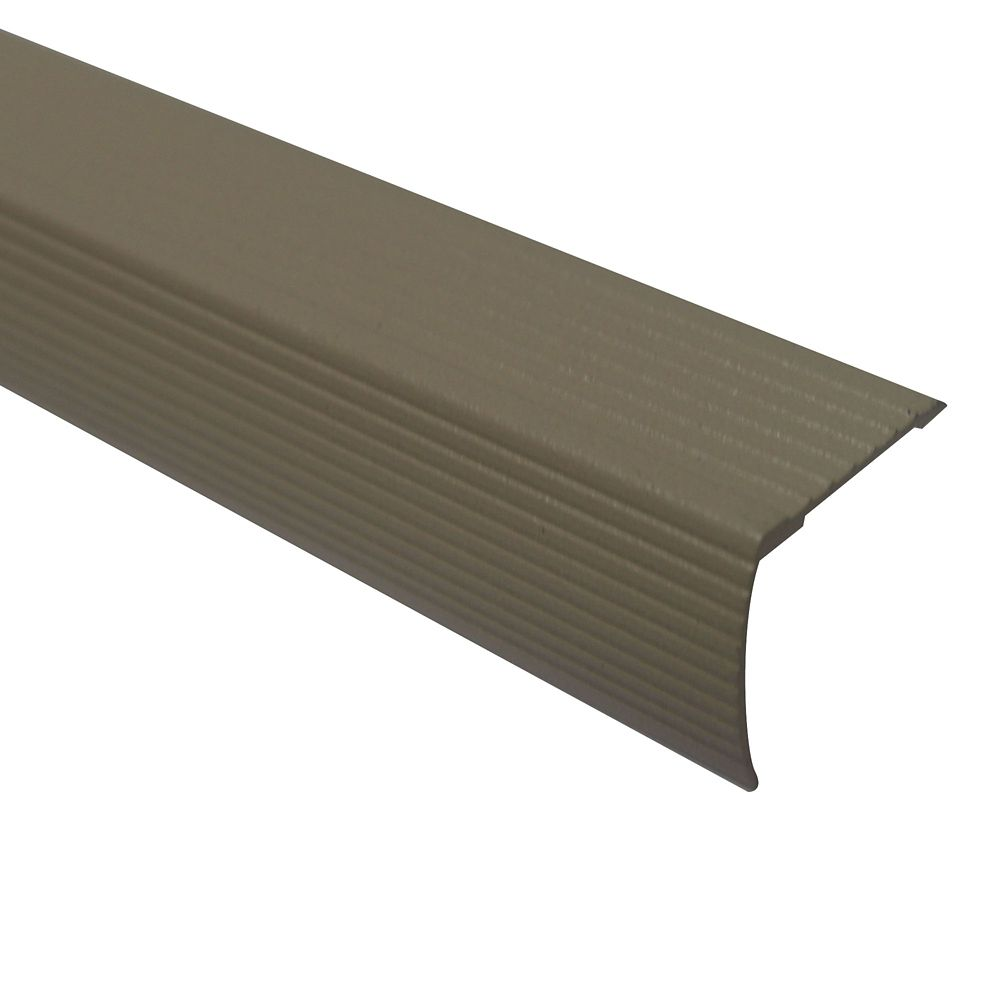 M-D Building Products Cinch Stair Edging36 Inch Beige