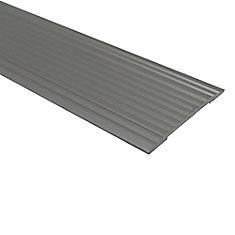 Cinch Seam Cover 36 Inch Satin Silver