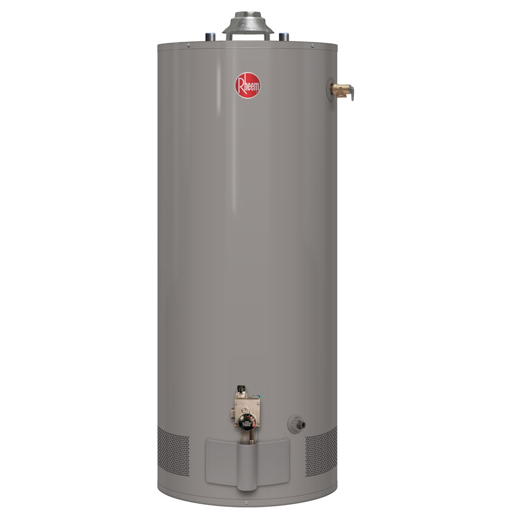 Rheem 40 Gallon Gas Water Heater