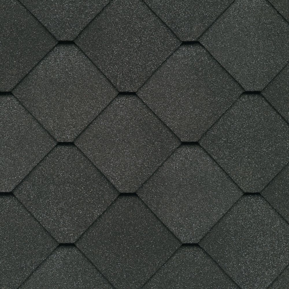 Sienna Chateau Gray Lifetime Designer Shingles