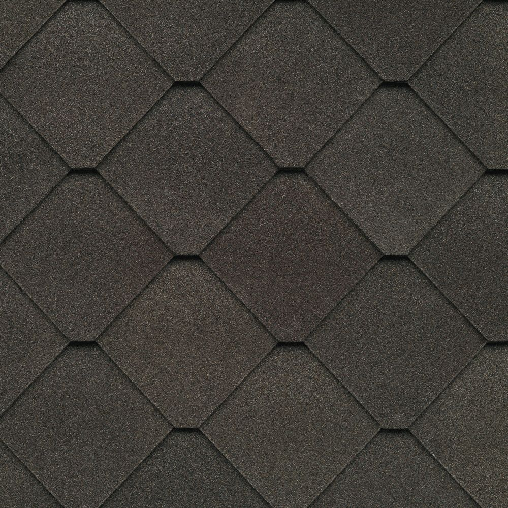 Sienna Heirloom Brown Lifetime Designer Shingles