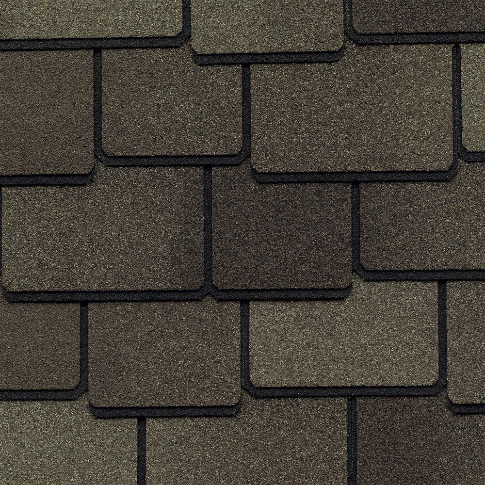 Woodland Cedarwood Abbey Lifetime Designer Shingles