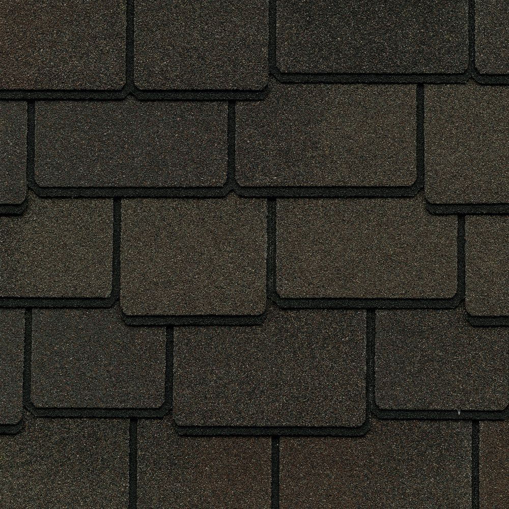 Woodland Woodberry Brown Lifetime Designer Shingles