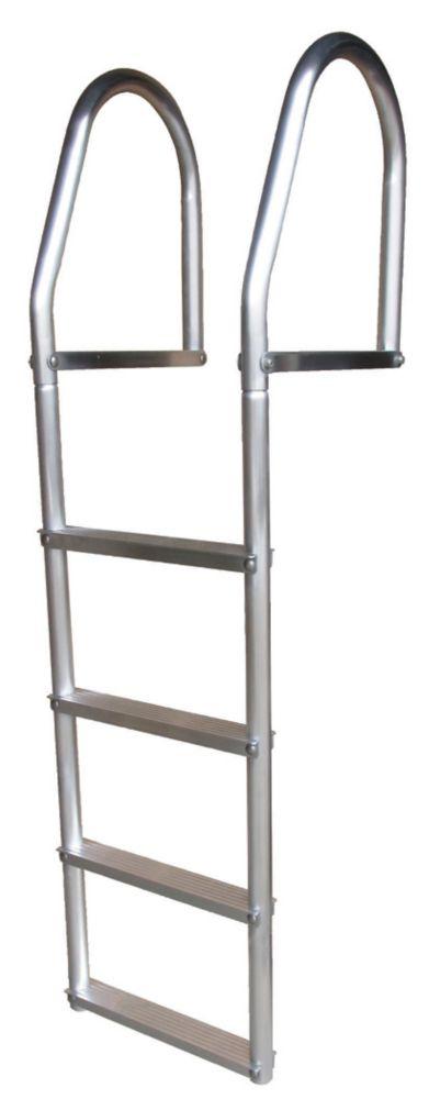 Dock Edge ECO Weld Free Aluminum Dock Ladder, 4 Step