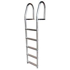 ECO Weld Free Aluminum Dock Ladder, 5 Step