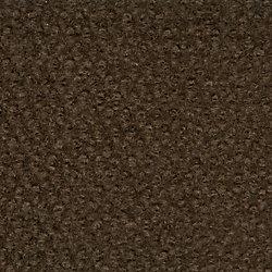 Foss Manufacturing Company Tapis décoratif intérieur/extérieur avec motif à cabuchons chocolat 6 Pi. x 8 Pi.