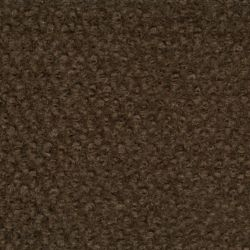 Foss Manufacturing Company Hobnail Chocolate Indoor/Outdoor 6 Feet x 8 Feet Area Rug