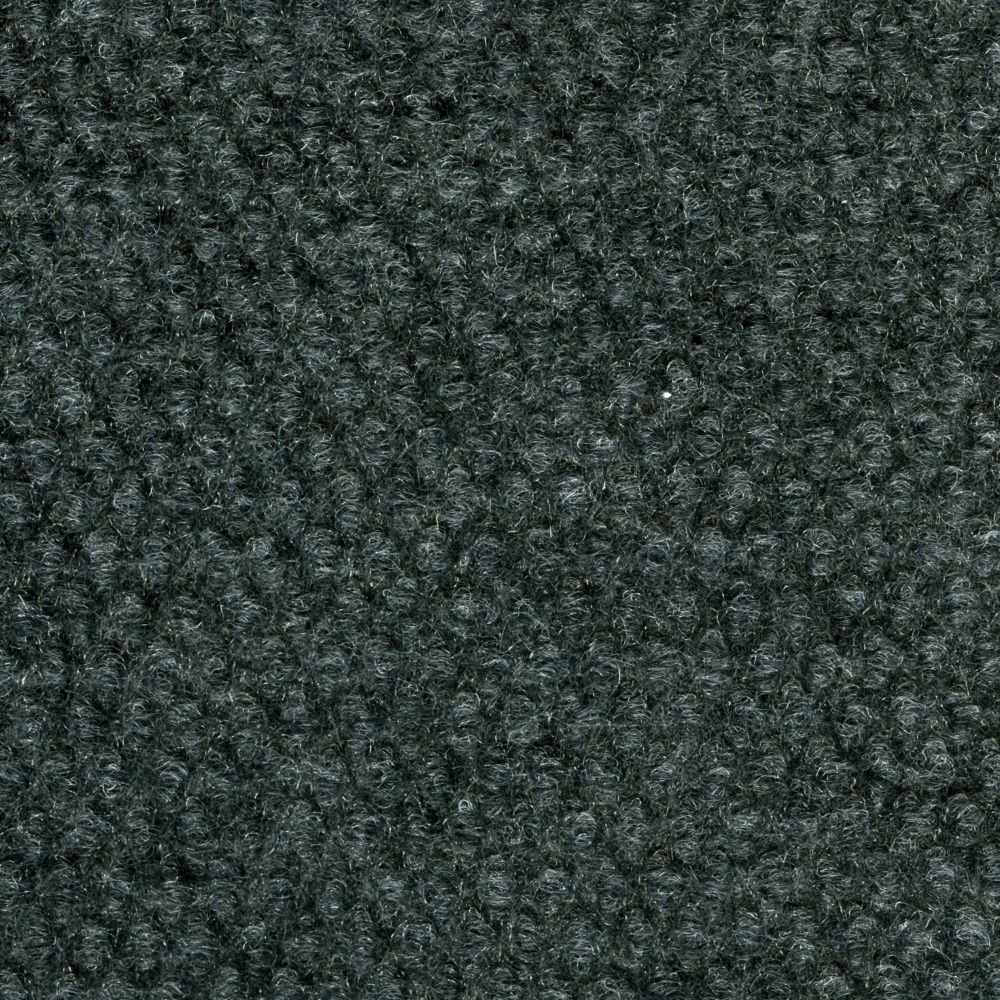 Trafficmaster gunmetal hobnail 18 inch x 18 inch indoor for Indoor out door carpet