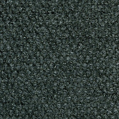 18-inch x 18-inch Gunmetal Hobnail Indoor/Outdoor Carpet Tile (36 sq. ft. / Case)