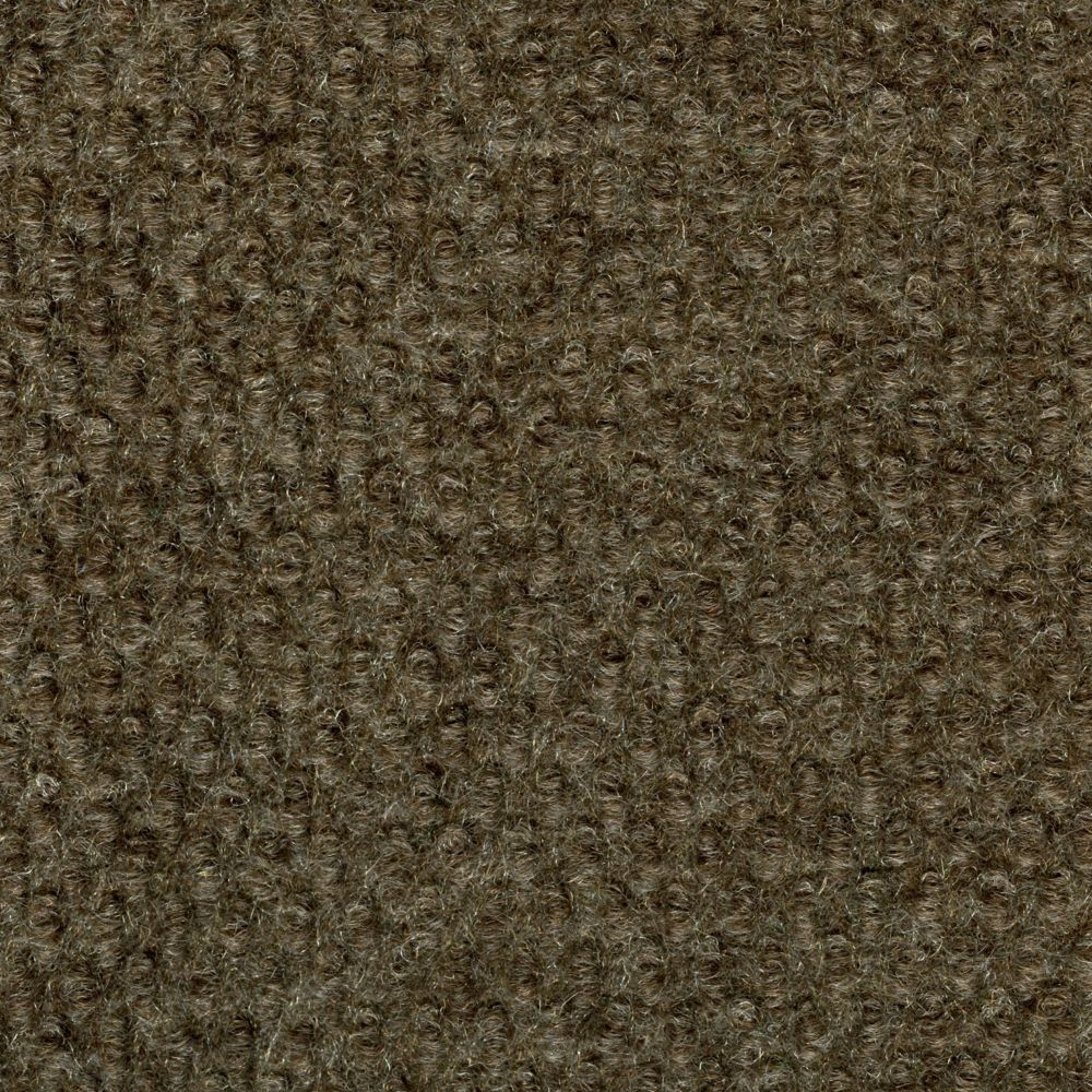 Trafficmaster espresso hobnail 18 inch x 18 inch indoor for Indoor out door carpet