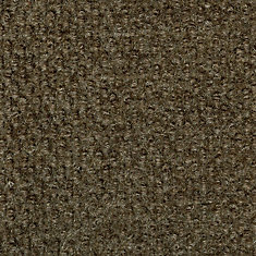 Hobnail Espresso Texture 18-inch x 18-inch Indoor and Outdoor Carpet Tile (16 Tiles/Case)
