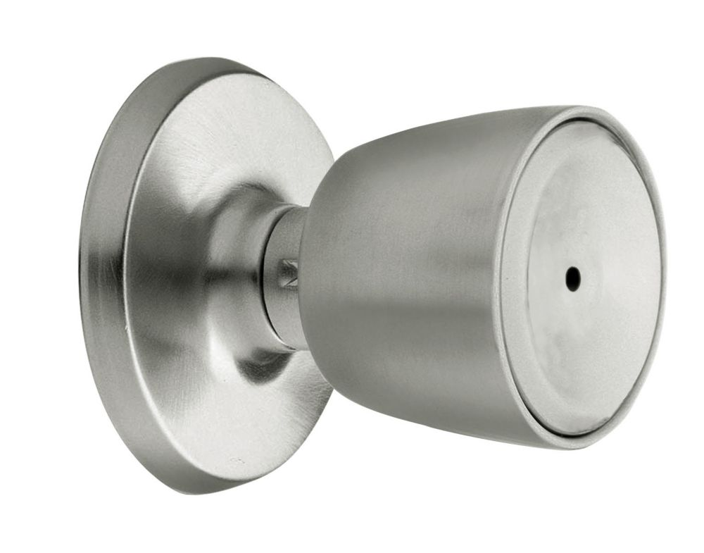 Beverly Satin Chrome Privacy Knob