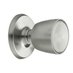 Weiser Beverly Satin Chrome Passage Knob