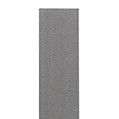12 Ft. - Composite Fascia Grey - 11 1/4 in