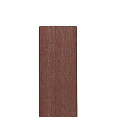 12 PI - Bordure en Composite Walnut - 11 1/4 po