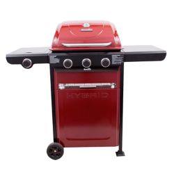 Char-Broil Hybrid Gas/Charcoal Grill