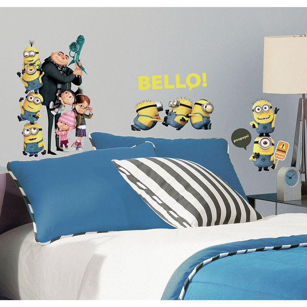 Despicable Me Wall Decal