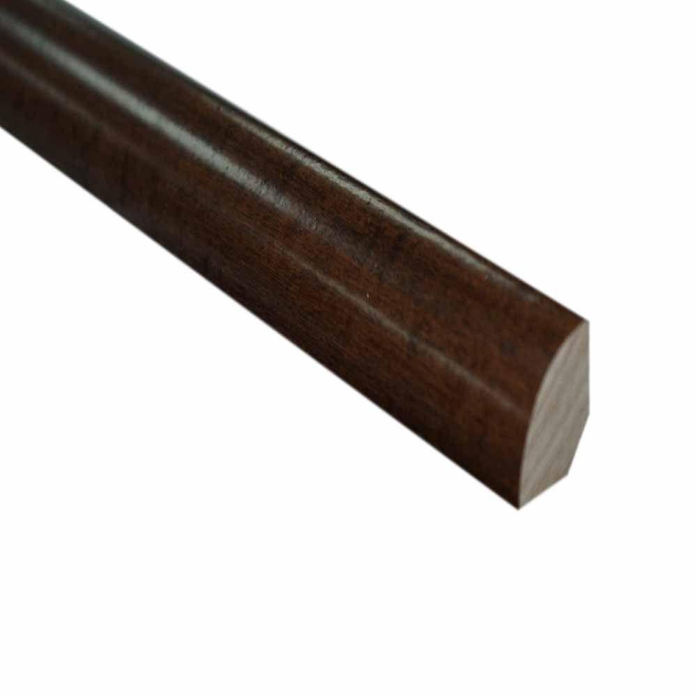 78-inch Quarter Round Matches Spiceberry Cork