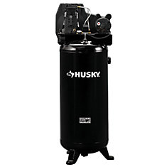 Husky 60 Gallon Belt Drive Oil Lube Air Compressor