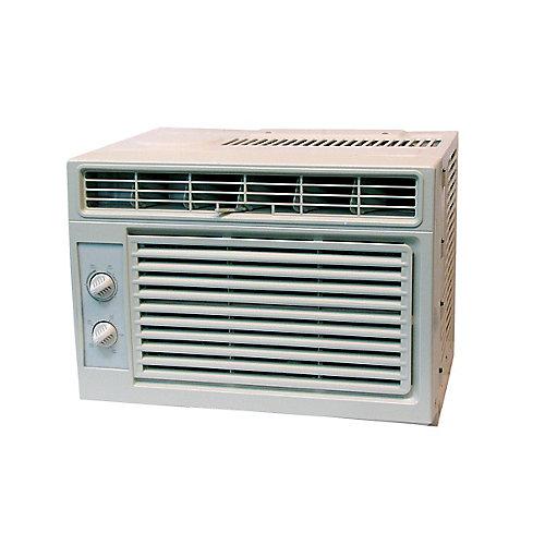 Climatiseur de fenêtre de 5 000 btu  - 115 V
