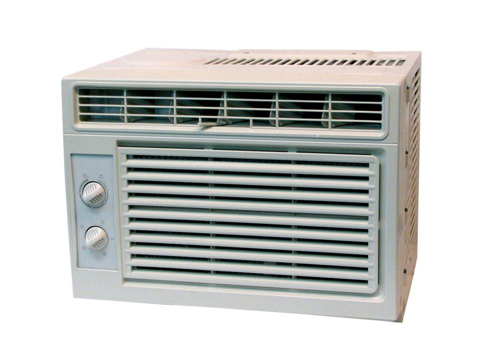 Comfort Aire Window AC 5000 BTU - 115V