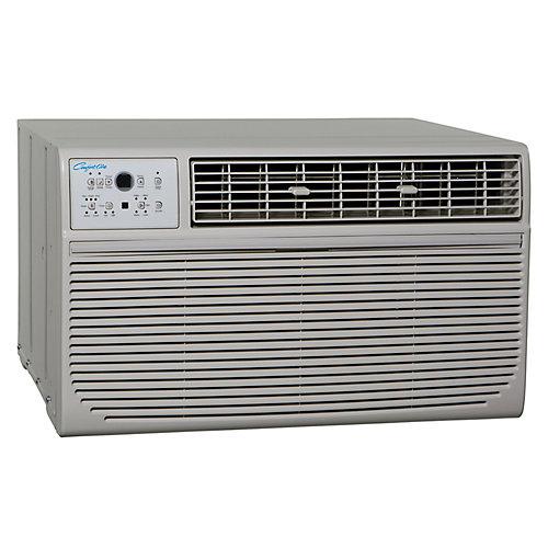 Climatiseur mural 14000 btu refroidissant / chauffage avec  télécommande