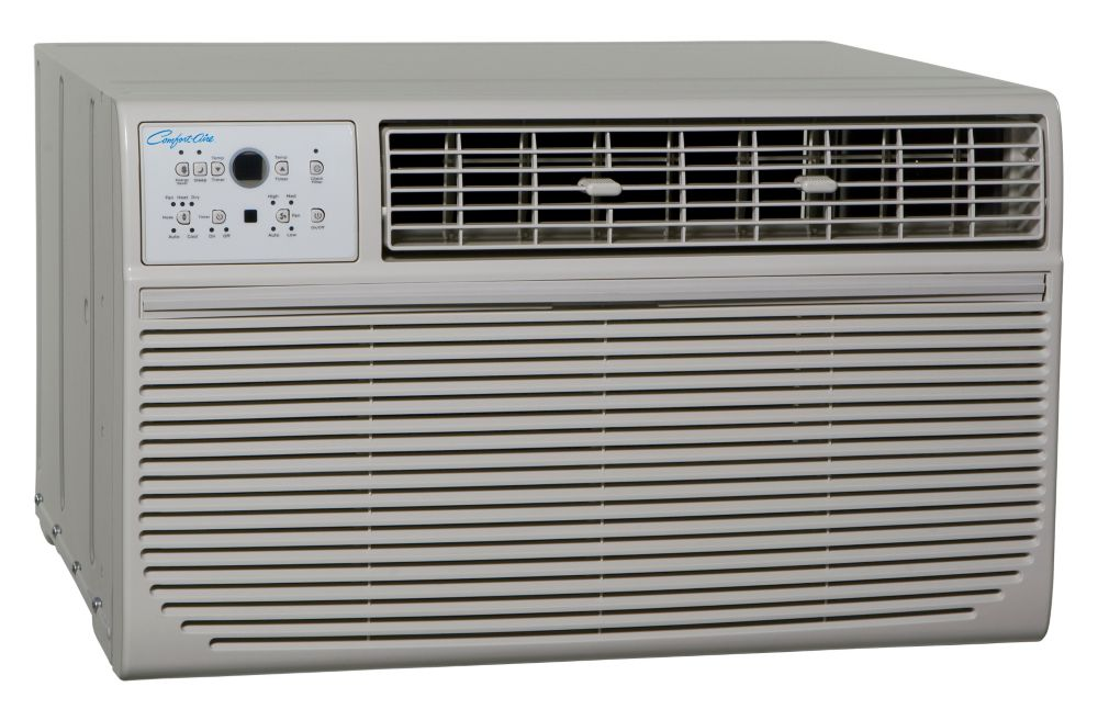 Thru-The-Wall Heat/Cool Make 14000 Cool /10,000 BTU Heat with Remote 230V
