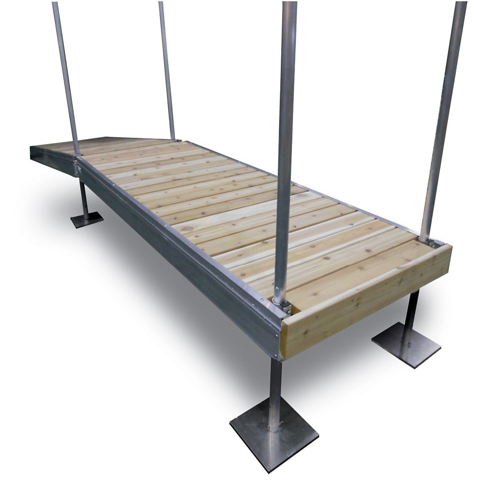 10Feet x 8Feet Frame Dock