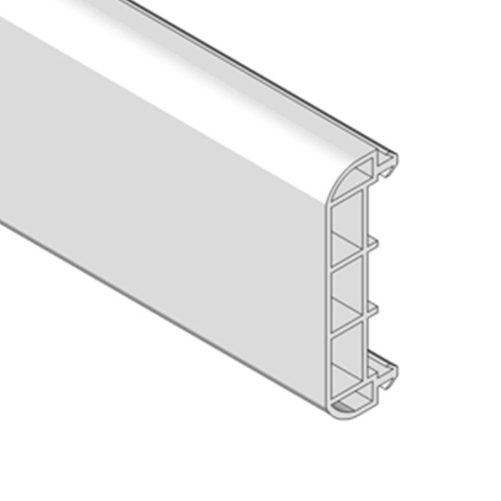 Grand butoir inférieur pour quais à cadre ou flottants