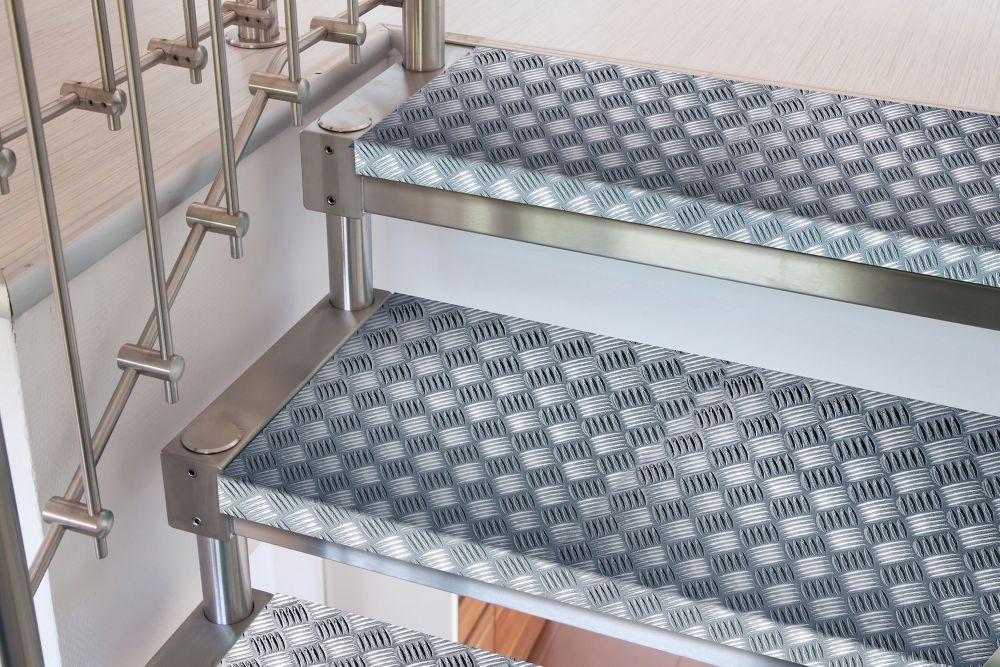 D-C-Fix Diamond Plate Adhesive Film
