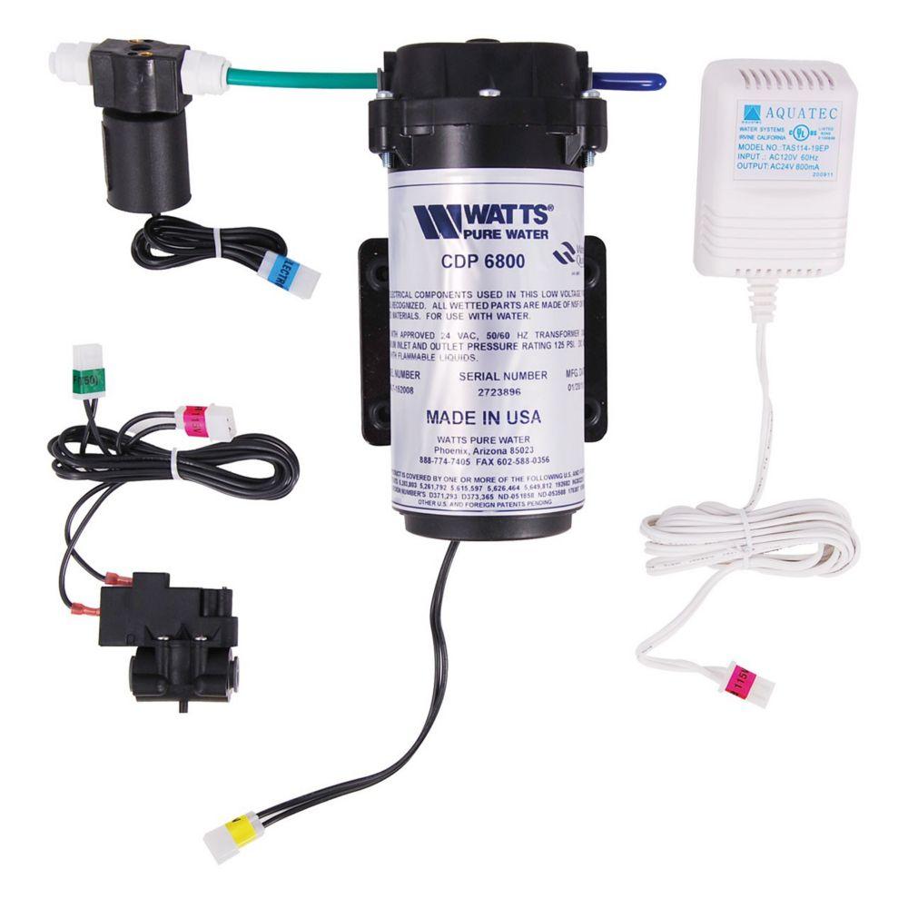 Ensemble de réparation Watts Premier Zero Waste