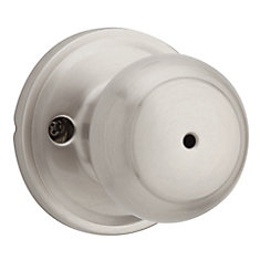 Troy Satin Nickel Privacy Knob
