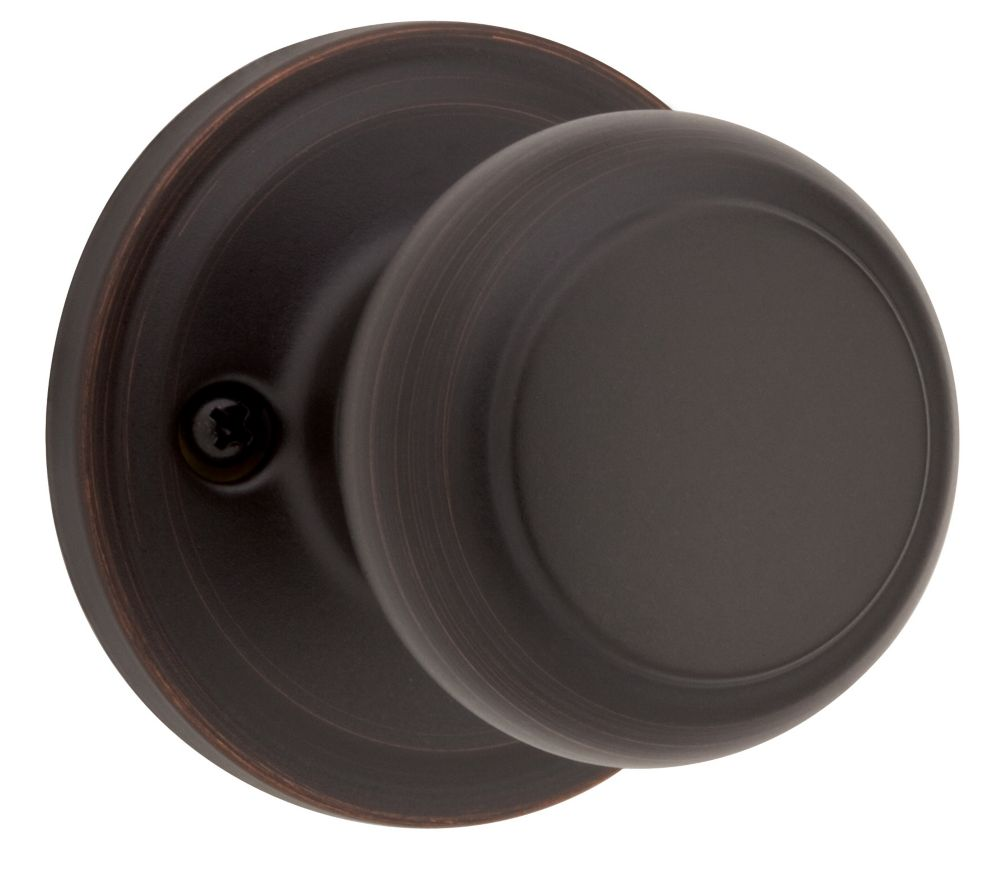 Troy inactif bouton Venetian Bronze