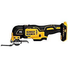 20V MAX Lithium-Ion Cordless Oscillating Multi-Tool (Tool-Only)