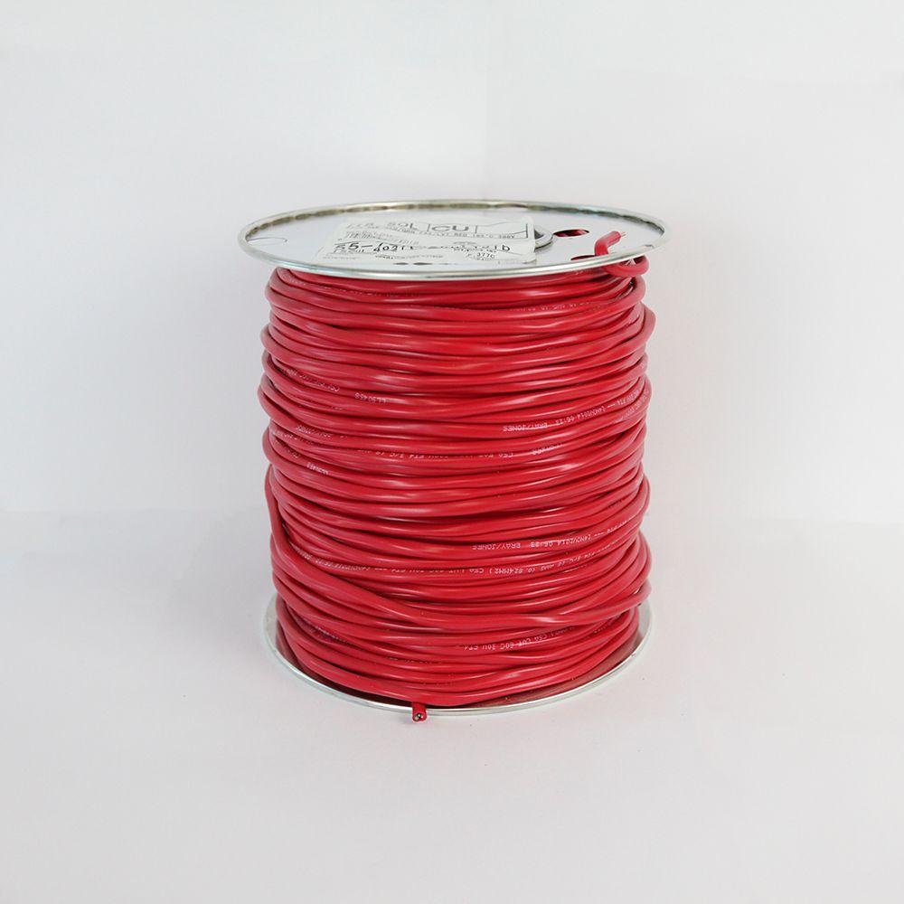 FAS/LVT 18/3 150M RED (CUT)