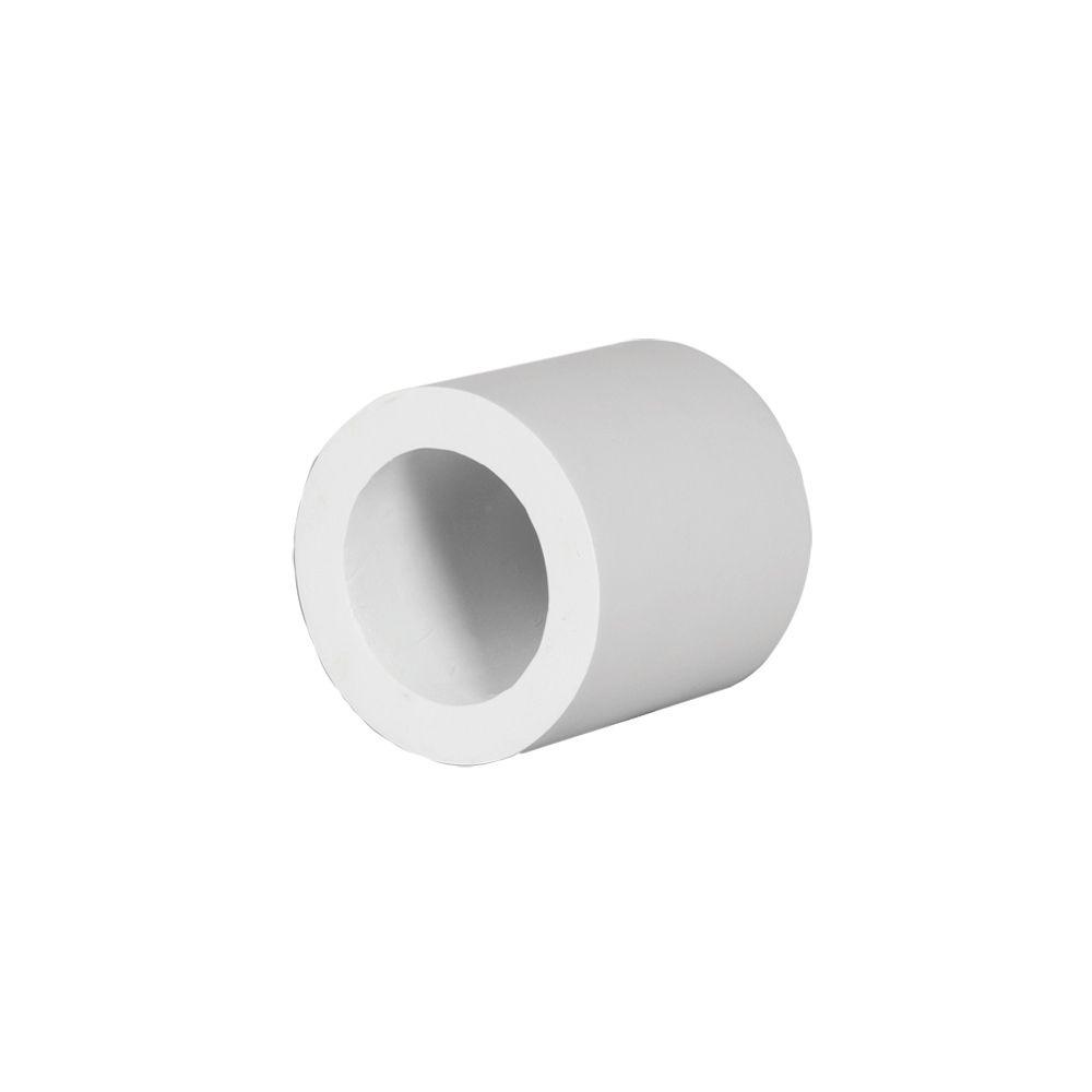 Tuile de ventilation de pignon à texture de grain de bois 38 po x 6 po x 6 po