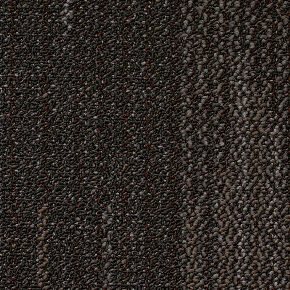 Carreau de tapis Bonafide - couleur ciel de nuit 50cm x 50cm (54 Pi. Carre par caisse)