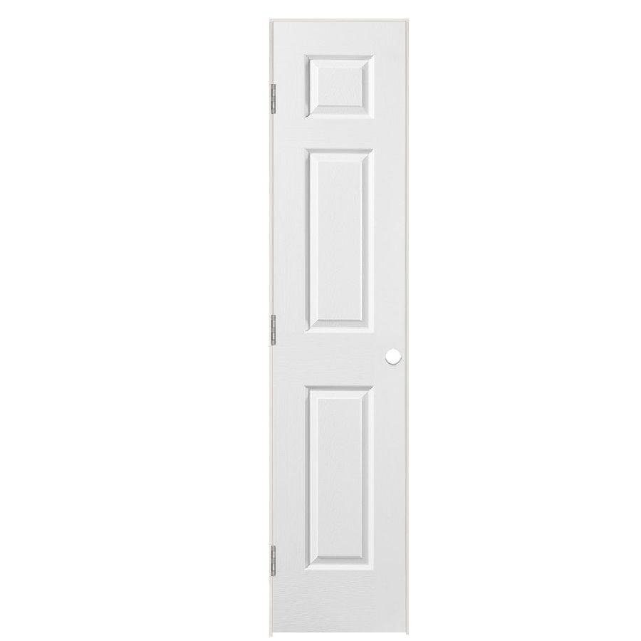 Masonite 28 inch x 78 inch lefthand 6 panel textured - Home depot 6 panel interior doors ...