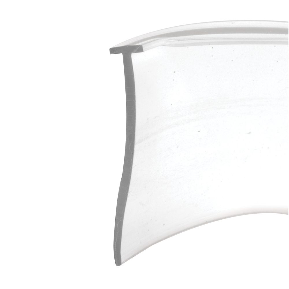 Prime Line 36 Inch Shower Door Bottom Seal Clear The