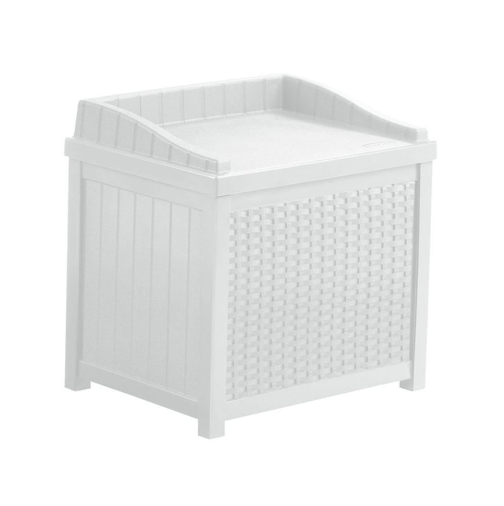 Outdoor Storage Seat
