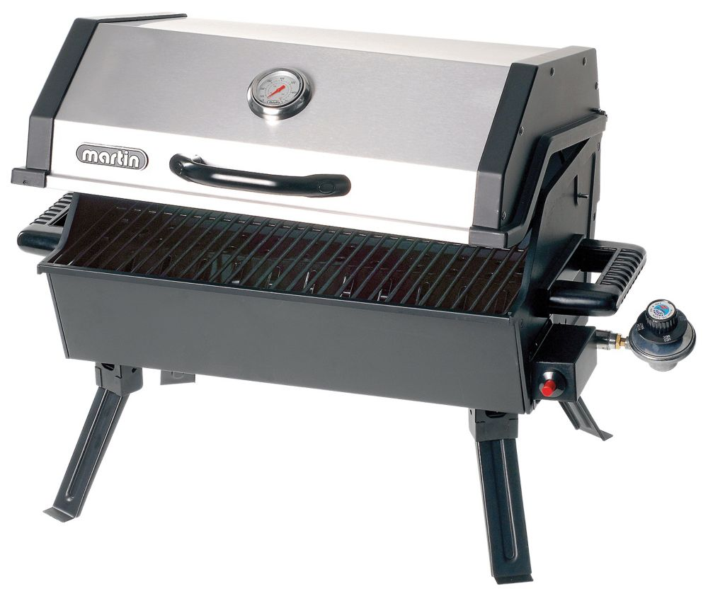 martin portable propane bbq gr 14 the home depot canada. Black Bedroom Furniture Sets. Home Design Ideas