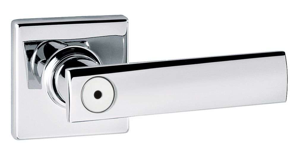 Vedani Polished Chrome Privacy Lever