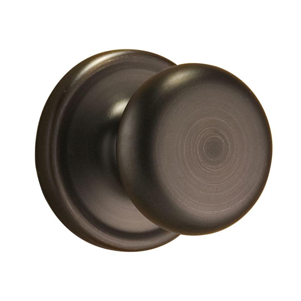 Hancock passage et penderie bouton Venetian Bronze