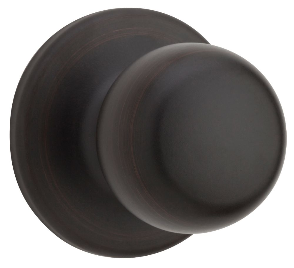 Fairfax passage et penderie bouton Venetian Bronze