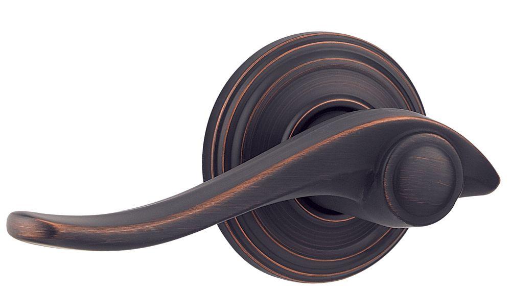 Avalon passage et penderie becs-de-cane Venetian Bronze